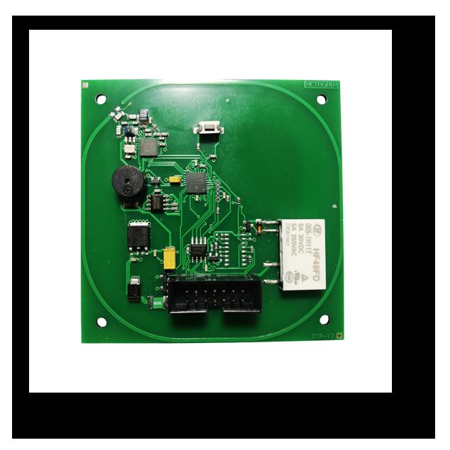 CTU-R RFID reader module
