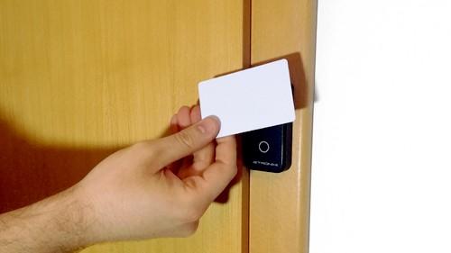 LEGIC® secure RFID access control