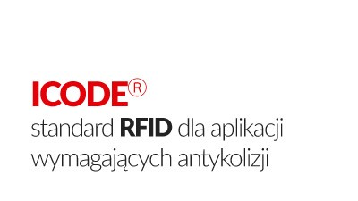 ICODE® RFID standard for HF 13.56MHz applications requiring anti-collision